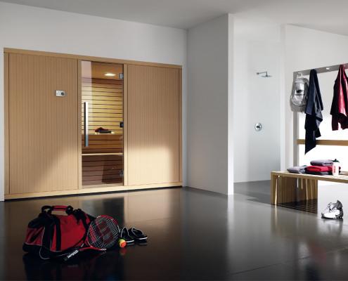 Simple with saune domestiche - Differenze tra sauna e bagno turco ...